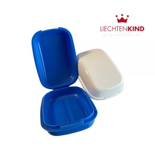 Aufbewahrungdosen für Seife mit Scharnier i